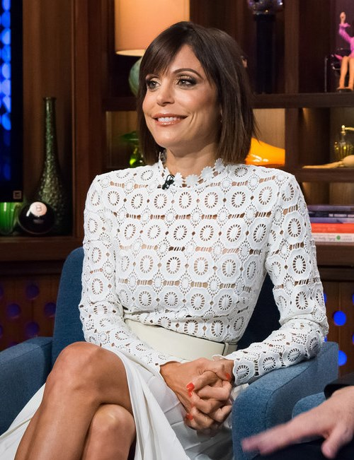 Bethenny Frankel on WWHL