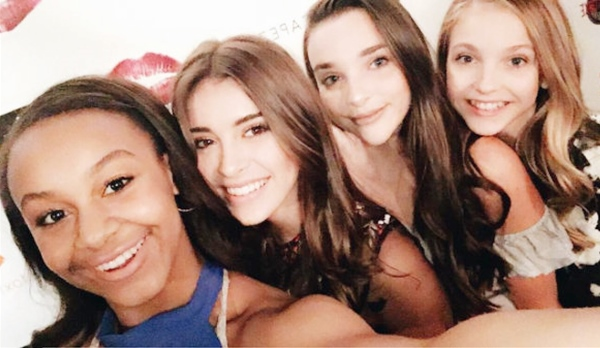 Dance Moms Kalani Hilliker and Abby Lee Miller Birthday
