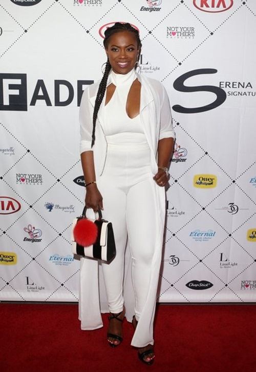 Kandi Burruss Kicked Off Flight