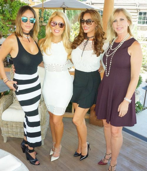 Kelly Dodd's Husband Michael Didn't Like Their Marriage Issues On RHOC; Photos – Kelly Celebrates Her Birthday