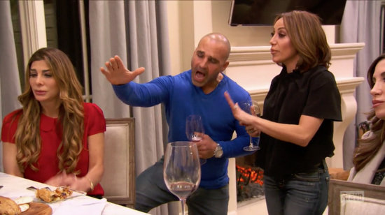 Joe Gorga defends Teresa