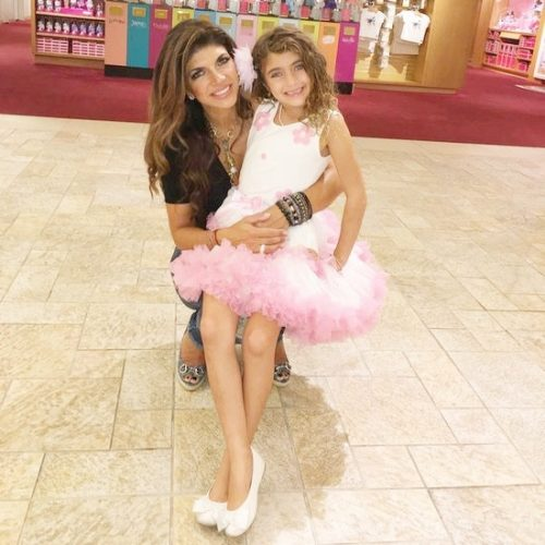 Teresa Giudice Celebrates Audriana's 7th Birthday; Family Photos From Terra Jole, Heather Dubrow, Jenelle Evans, & More