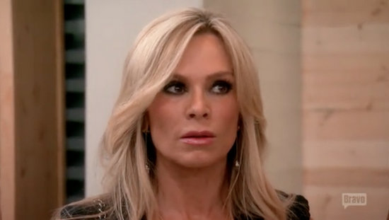 Tamra wants to know what secrets Vicki has on Shannon