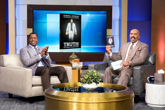 Kordell Stewart On Steve Harvey