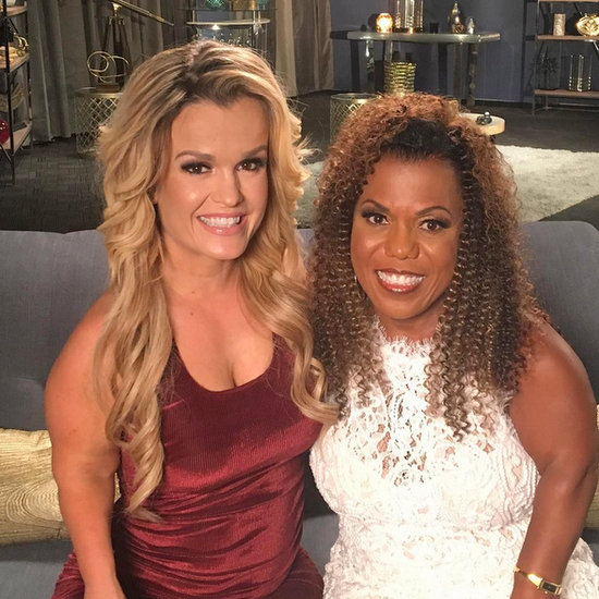 reality TV star snapshots - Terra Jole and Tonya Banks
