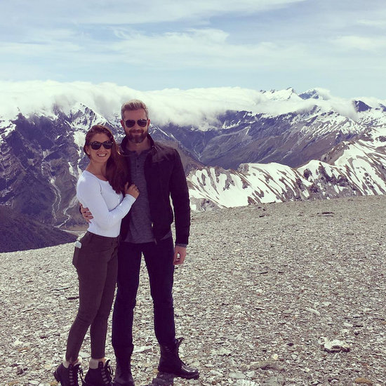 Ryan Serhant And Emilia Bechrakis honeymoon