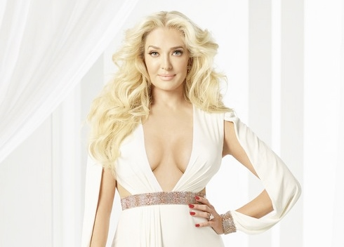 THE REAL HOUSEWIVES OF BEVERLY HILLS -- Season:7 -- Pictured: Erika Girardi -- (Photo by: Richie Knapp/Bravo)