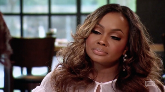 Phaedra is confronted by Kandi
