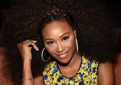 LAS VEGAS, NV - JULY 31: Model and television personality Cynthia Bailey attends the premiere of Syfy's