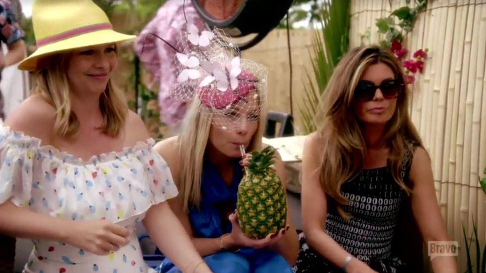 Ladies Of London Recap: You Regatta Be Kidding Me