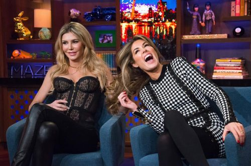 Brandi Glanville Admits To Liking Scheana Marie This Season; Sophie Stanbury In Hot Water Over Prince Harry?