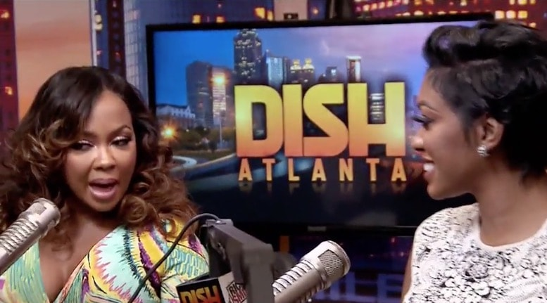 Phaedra raises money for Flint