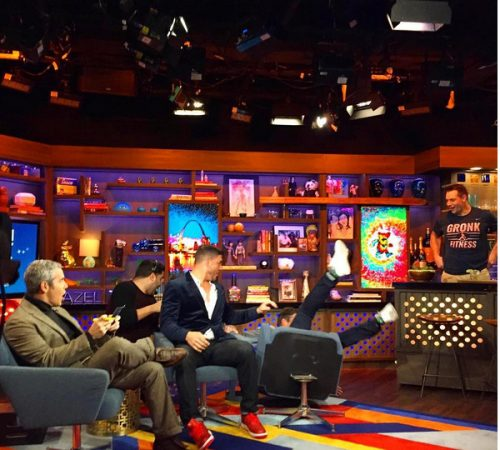 Jax Taylor And Jerry O'Connell On WWHL: Weighing In On Tom & Katie, Brittany's Mom and More