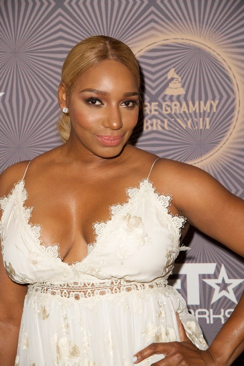 BEVERLY HILLS, CA - FEBRUARY 12: NeNe Leaks attends BET's Pre-Grammy Brunch at The Four Seasons Hotel on February 12, 2017 in Beverly Hills, California. (Photo by Earl Gibson III/Getty Images for BET)