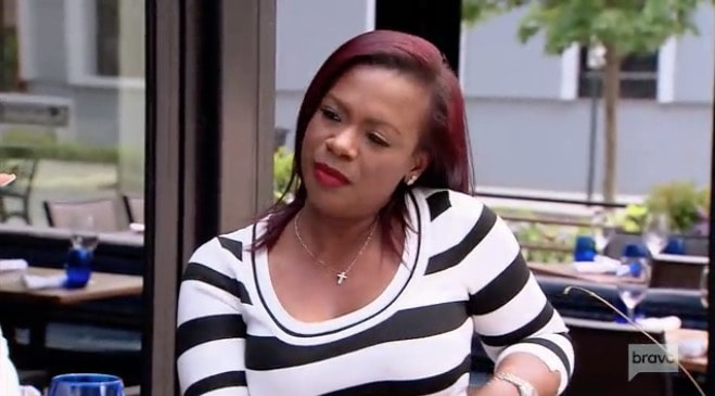 Kandi makes accusations about Porsha