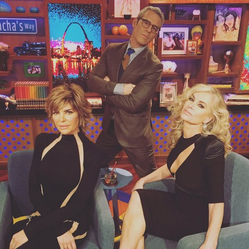 andy-lisa-rinna-eileen-davidson-wwhl