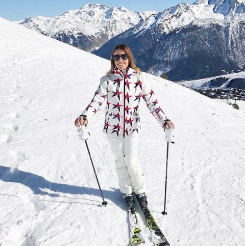 Caroline Stanbury And Juliet Angus Reflect On Ups And Downs Of Ladies Of London – Vacation Pics From The French Alps