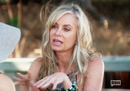 Eileen Davidson Stands By Her Belief That Lisa Rinna Doesn't Remember What She Said About Kim Richards