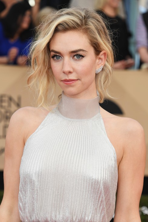 LOS ANGELES, CA - JANUARY 29: Actor Vanessa Kirby attends the 23rd Annual Screen Actors Guild Awards at The Shrine Expo Hall on January 29, 2017 in Los Angeles, California. (Photo by Alberto E. Rodriguez/Getty Images)