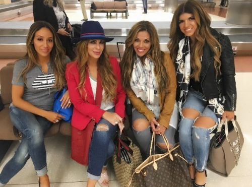 Real Housewives Of New Jersey Head To Boca For Melissa Gorga's Birthday