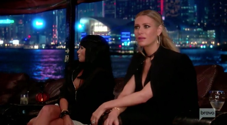 Dorit has another memory lapse