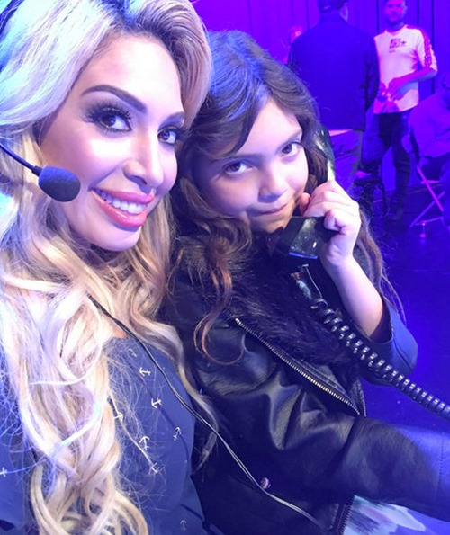 Reality TV Stars Instagram Roundup - Farrah Abraham