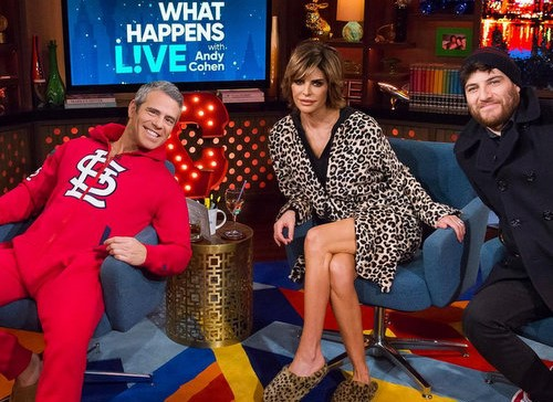 Andy Cohen talks RHOBH reunion