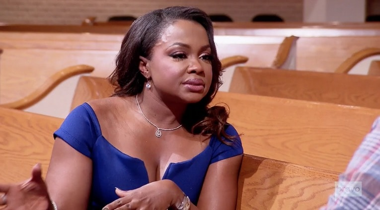 Porsha wants to take RHOA to church