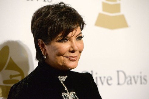 BEVERLY HILLS, CA - FEBRUARY 11: TV personality Kris Jenner poses on the red carpet at the 2017 Pre-GRAMMY Gala And Salute to Industry Icons Honoring Debra Lee at The Beverly Hilton Hotel on February 11, 2017 in Beverly Hills, California. (Photo by Scott Dudelson/Getty Images)