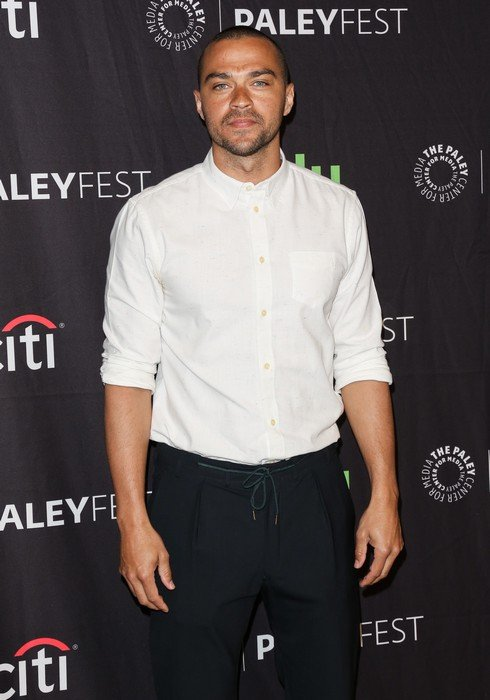 HOLLYWOOD, CA - MARCH 19: Actor Jesse Williams attends the The Paley Center For Media's 34th Annual PaleyFest Los Angeles -
