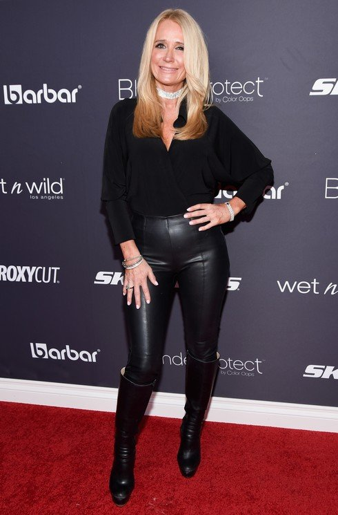 WEST HOLLYWOOD, CA - APRIL 06: Television personality Kim Richards attends Star Magazine's Hollywood Rocks event at 1OAK on April 6, 2017 in West Hollywood, California. (Photo by Tara Ziemba/Getty Images)
