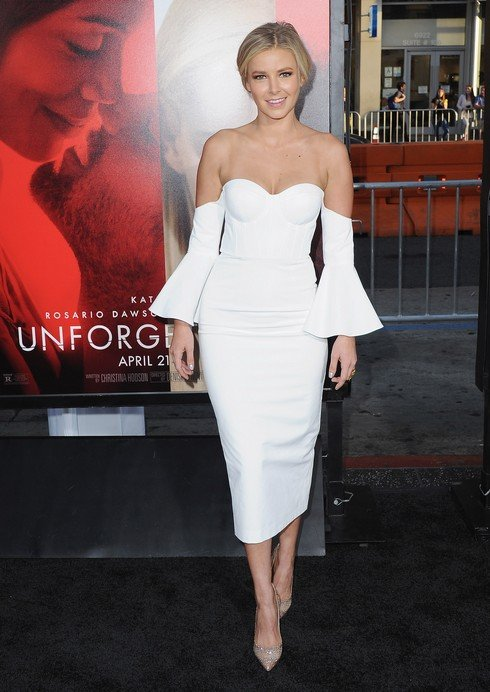 Ariana Madix Is White Hot At Unforgettable Premiere With Tom Sandoval, Scheana Marie and More – Photos
