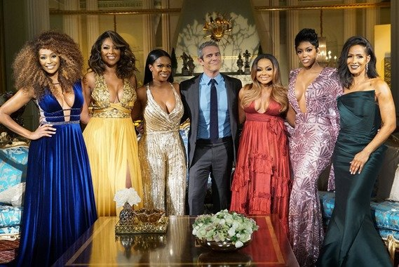 reality tv listings - rhoa reunion