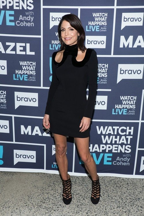 WATCH WHAT HAPPENS LIVE WITH ANDY COHEN -- Episode 14060 -- Pictured: Bethenny Frankel -- (Photo by: Charles Sykes/Bravo)