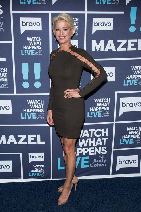 WATCH WHAT HAPPENS LIVE WITH ANDY COHEN -- Episode 14075 -- Pictured: Dorinda Medley -- (Photo by: Charles Sykes/Bravo)