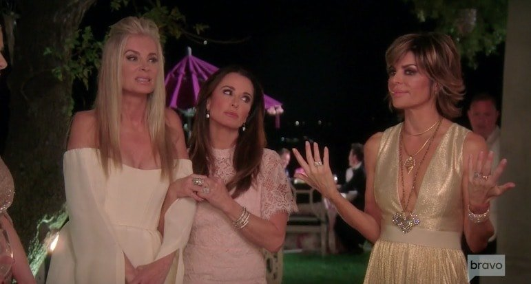 Real Housewives of Beverly Hills season finale