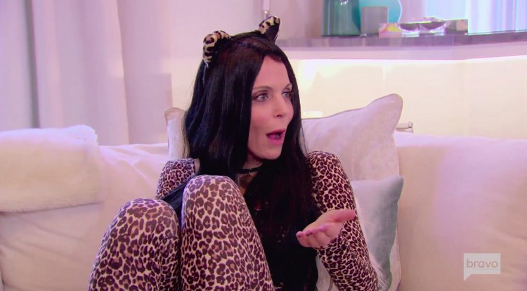 Real Housewives Of New York Recap: It Girl, Interrupted