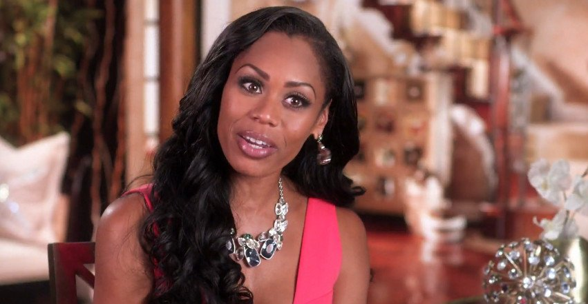 REAL HOUSEWIVES OF POTOMAC MONIQUE SAMUELS