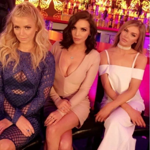 Scheana, Ariana, & Lala at reunion