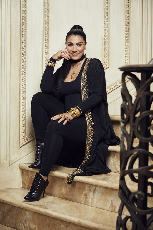 SHAHS OF SUNSET -- Season:6 -- Pictured: Asa Soltan Rahmati -- (Photo by: Tommy Garcia/Bravo)