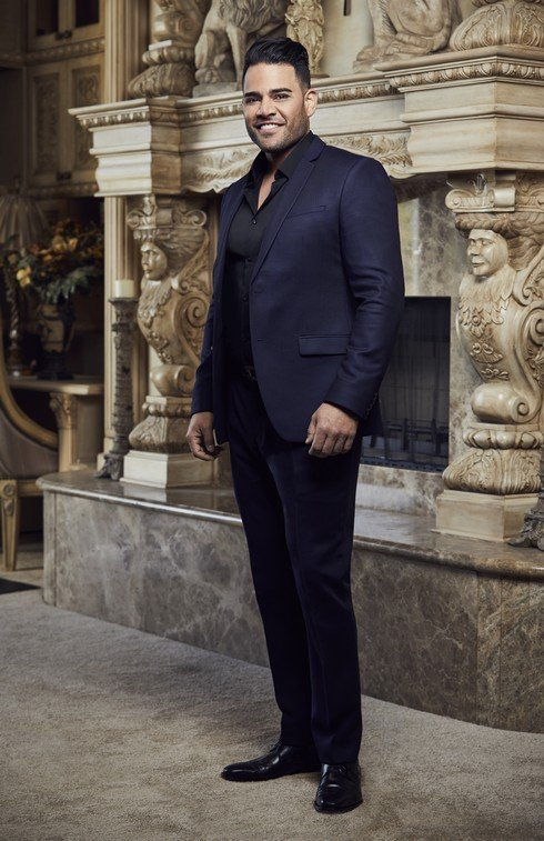 SHAHS OF SUNSET -- Season:6 -- Pictured: Mike Shouhed -- (Photo by: Tommy Garcia/Bravo)