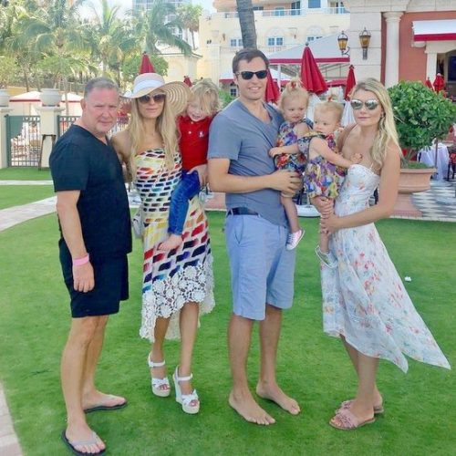 Dorit Kemsley Enjoys Beach Vacation With Her Family – Photos
