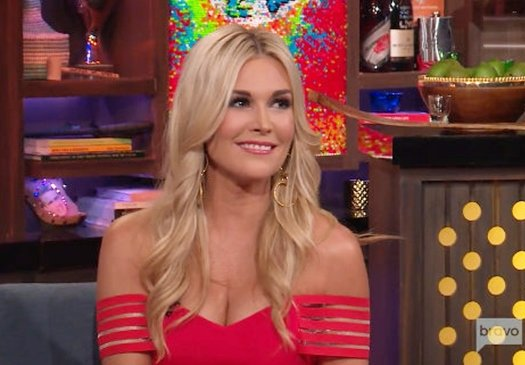 Tinsley Mortimer on Watch What Happens Live