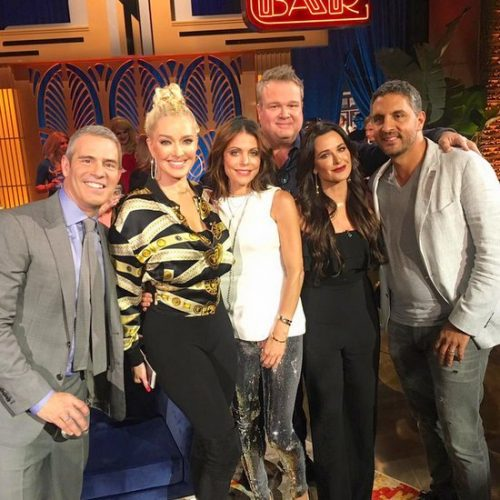 WWHL In L.A. Photos; Bethenny Frankel Would Have Beat Phaedra Parks If She Was Kandi Burruss