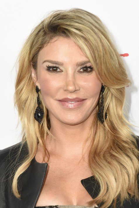 LOS ANGELES, CA - FEBRUARY 09: Brandi Glanville attends the OK! Magazine Pre-GRAMMY Event at Avalon Hollywood on February 9, 2017 in Los Angeles, California. (Photo by Desiree Stone/WireImage)