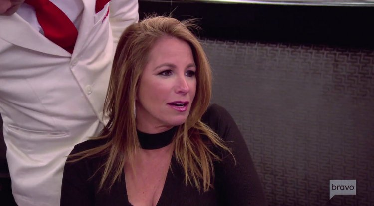 Jill Zarin Spotted Filming With Real Housewives of New York Cast Members