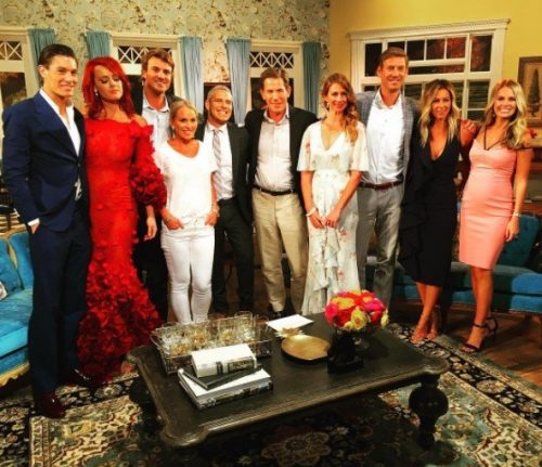 The Southern Charm Cast Films Season 4 Reunion – Photos