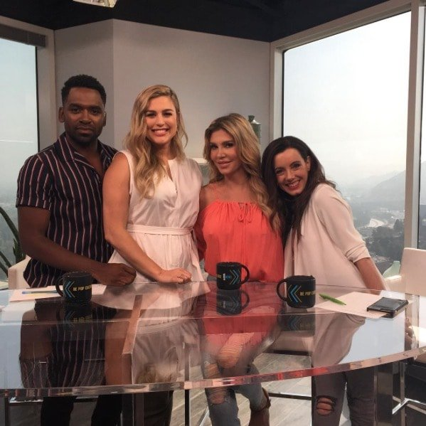 Brandi Glanville On E!'s Daily Pop