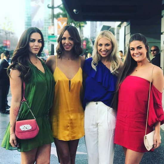 Reality TV Stars - Katie Maloney, Kristen Taekman, Stassi Schroeder, and Brittany Cartwright