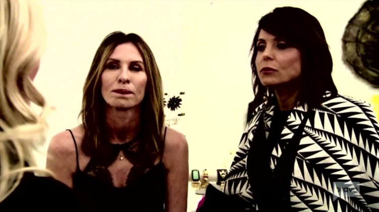 Carole Radziwill Tweets About Bethenny Frankel Excluding Her From A Charity Gala; Bethenny Unfollows Carole On Instagram